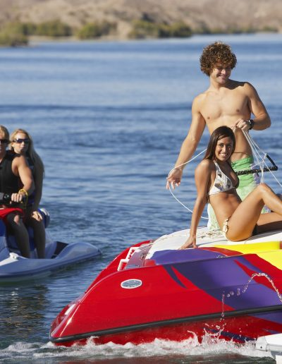 Tube Towels - full-sized, light-weight, easy to travel with sports towel - Boating and Jet Skiing